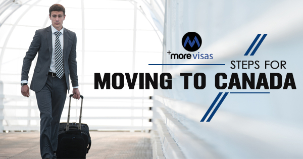 Steps for Moving to Canada