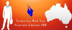 Australian Temporary work visa to subclass 400