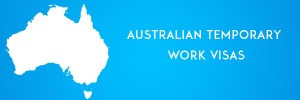 Australia Temporary work permit