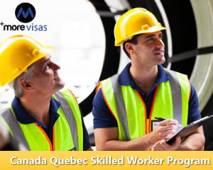 Canada Quebec Skilled Worker Program